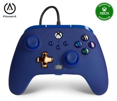 Xbox Wired Controller - Midnight Blue
