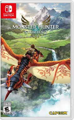 Monster Hunter Stories 2: Wings Of Ruin | Switch