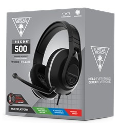 Turtle Beach Recon 500 Headset Black
