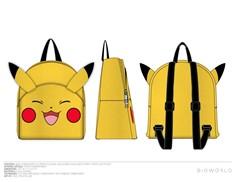 Pikachu Face Mini Backpack