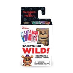 Something Wild! Five Nights at Freddy's Card Game