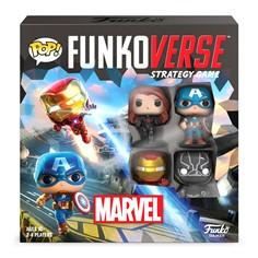 Funkoverse Marvel 4pk