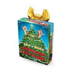 Signature Games: Chip N Dale Christmas Treasures Card Games