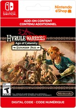 Hyrule Warriors Age Of Calamity - Expansion Pass