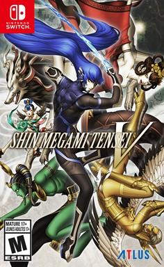 Shin Megami Tensei V Steelbook Launch Edition
