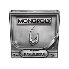 Monopoly Mandalorian English