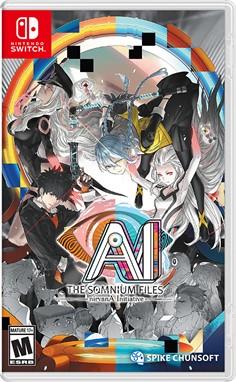 AI: THE SOMNIUM FILES – nirvanA Initiative