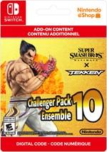 Super Smash Bros. Ultimate: Challenger Pack 10 - Kazuya