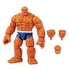 Hasbro Marvel Legends Series Retro Fantastic Four Marvel's Thing