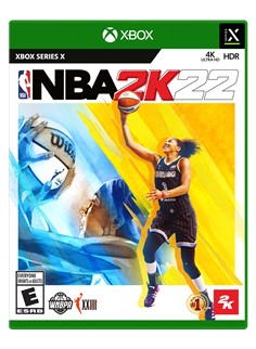 NBA 2K22 WNBA 25th Anniversary Edition