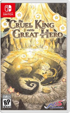 The Cruel King and the Great Hero NSW - Storybook Edition