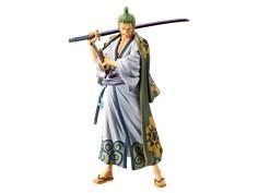 One Piece - Zoro The Grandline Lady Wano Kuni Vol. 2 DXF Figure
