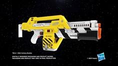 Nerf LMTD Aliens M41A Pulse Blaster