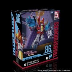 Transformers Studio Series 86-12 Leader The Transformers: The Movie Coronation Starscream