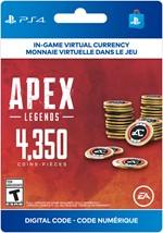 Apex Legends -  4,350 Coins