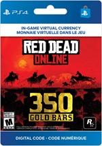 Red Dead Online - 350 Gold Bars