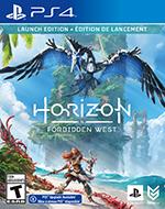 Horizon Forbidden West Launch Edition PS4