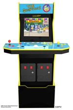 Arcade 1UP The Simpsons